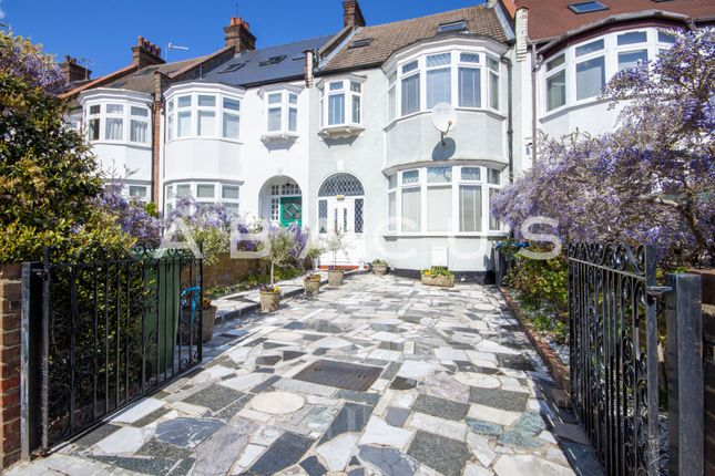 Thumbnail Terraced house for sale in Hanover Road, Queens Park