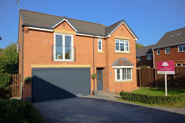 Thumbnail Detached house for sale in Thrush Way, Winsford, Cheshire