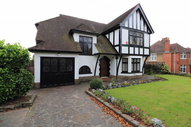 Thumbnail Detached house for sale in Ridgeway, Newport, Newport