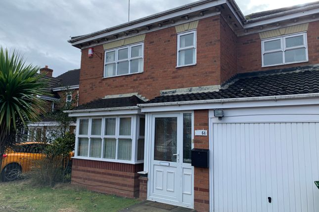 1 bed detached house to rent in Weston Drive, Wolverhampton WV14