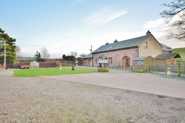 Thumbnail Barn conversion for sale in Stoneacre Cottage, Cop Lane, Egremont