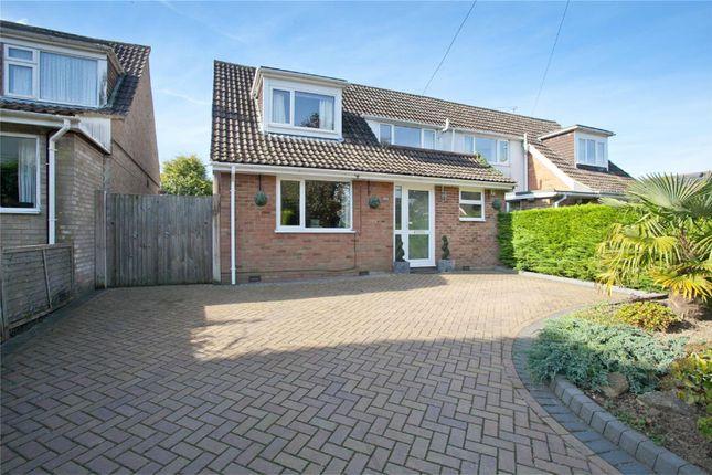 Thumbnail Semi-detached house for sale in Westcourt Lane, Shepherdswell, Dover
