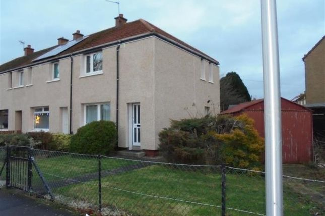 Thumbnail End terrace house to rent in Delta Drive, Musselburgh