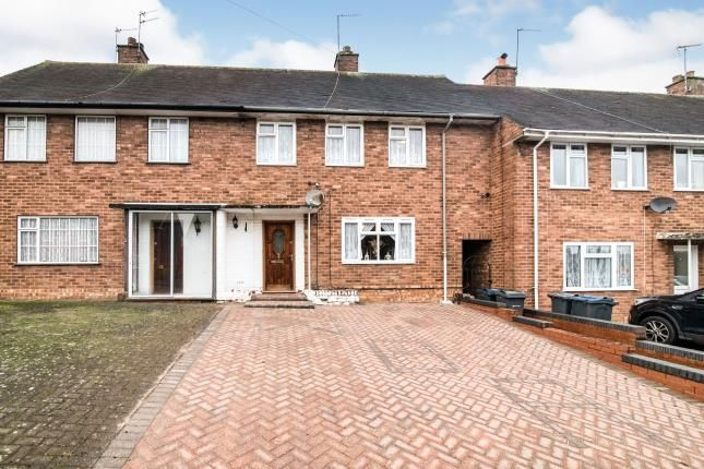 Thumbnail Terraced house for sale in Faraday Avenue, Quinton, Birmingham, West Midlands