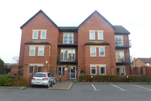 Thumbnail Flat to rent in West Point, West Bridgford, Nottingham