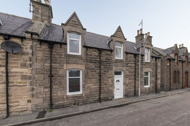 Thumbnail End terrace house for sale in East Carlton Terrace, Buckie, Moray