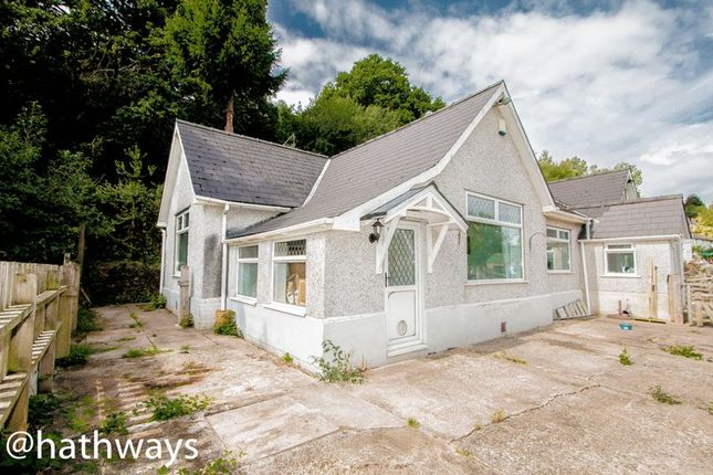 Thumbnail Detached bungalow for sale in Snatchwood Road, Abersychan, Pontypool