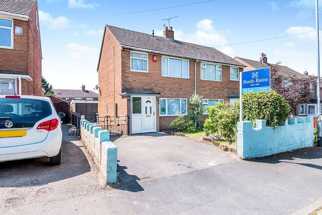 Thumbnail Semi-detached house to rent in Dorset Close, Stoke-On-Trent