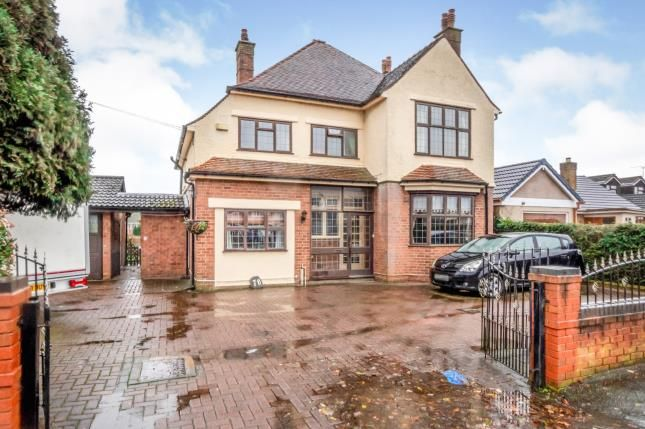 Thumbnail Detached house for sale in Bloxwich Road North, Willenhall, West Midlands