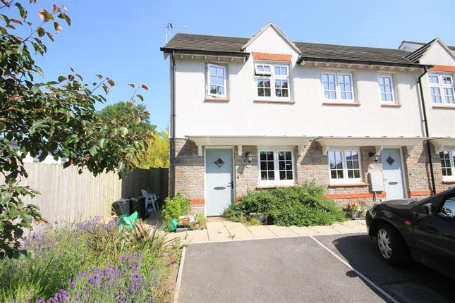 Thumbnail End terrace house for sale in Heol Cae Pwll, Colwinston, Cowbridge