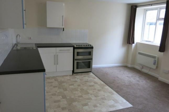 Thumbnail Flat to rent in Allhalland Street, Bideford, Devon