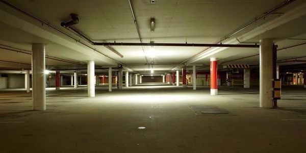 Meridian Place Underground Parking, Isle Of Dogs E14