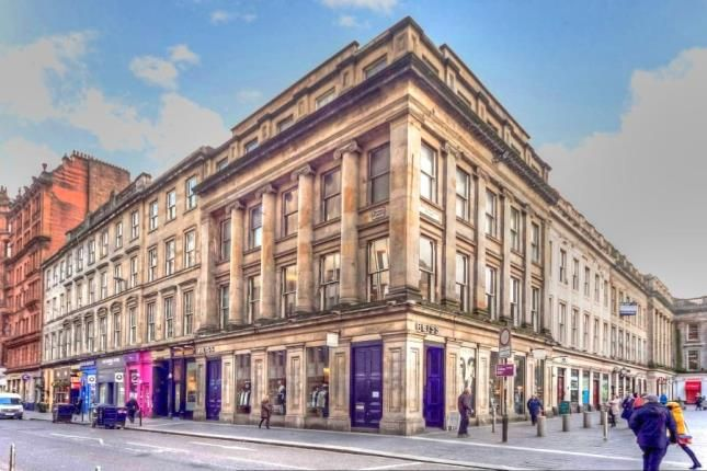 Thumbnail Flat for sale in Queen Street, Merchant City, Glasgow