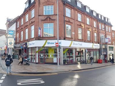 Thumbnail Retail premises to let in 55 Stafford Street, Hanley, Stoke On Trent, Staffordshire