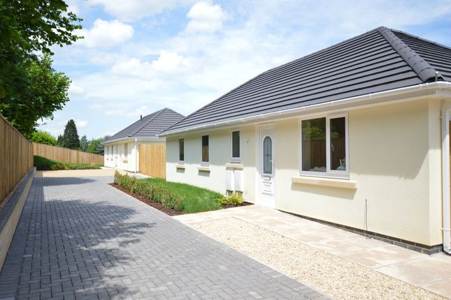 Thumbnail Detached bungalow for sale in Caerphilly Road, Llanbradach, Caerphilly