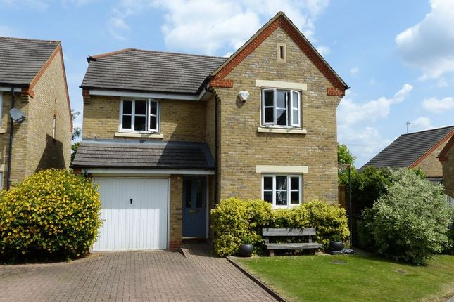 Thumbnail Detached house for sale in Lautree Gardens, Cookham, Maidenhead