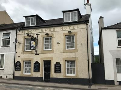 Thumbnail Pub/bar for sale in Kings Head Hotel, 51 High Street, Bethesda, Gwynedd
