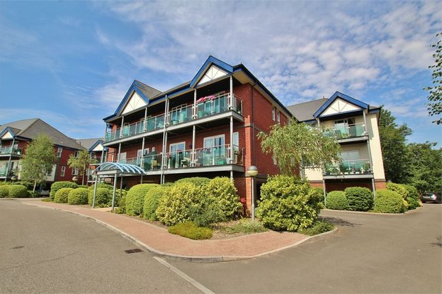 Thumbnail Flat for sale in Worcester House, Cyncoed Gardens, Cyncoed, Cardiff