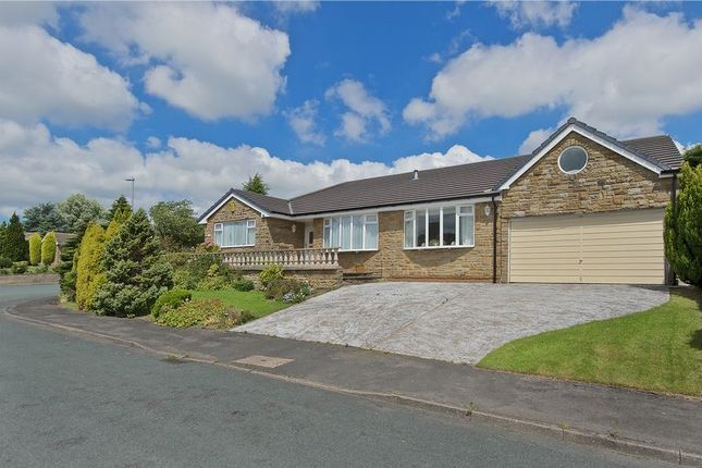 Thumbnail Detached bungalow for sale in Woodlands Road, Birstall, Batley