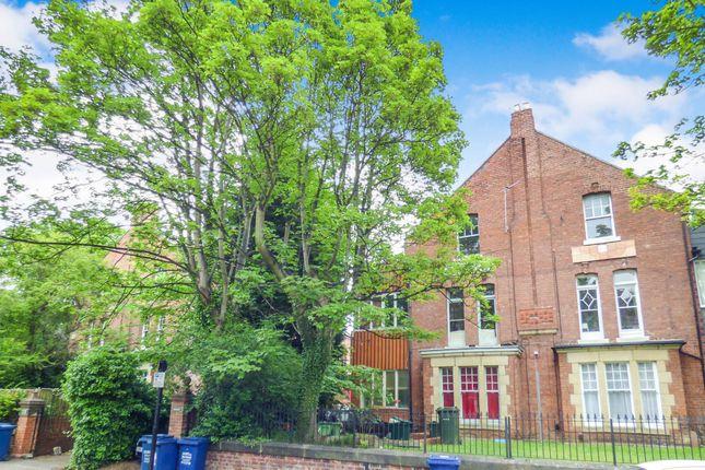 Thumbnail Flat to rent in Otterburn Villas, Jesmond, Newcastle Upon Tyne