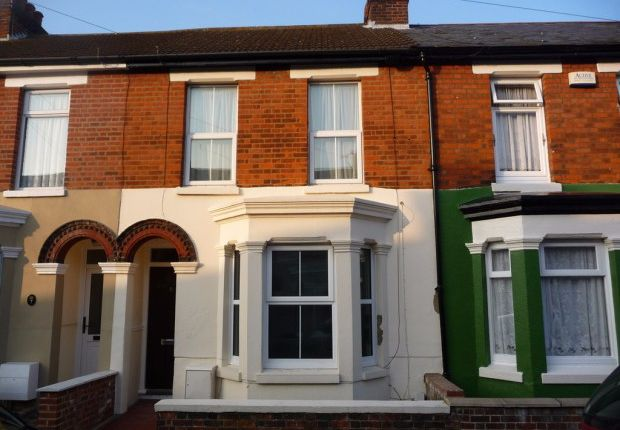 Thumbnail Terraced house to rent in The Grove, Dover