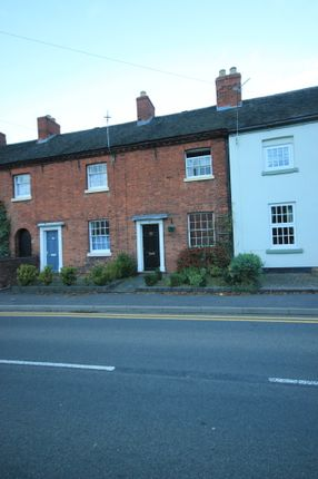 Thumbnail Mews house to rent in Rotten Row, Lichfield