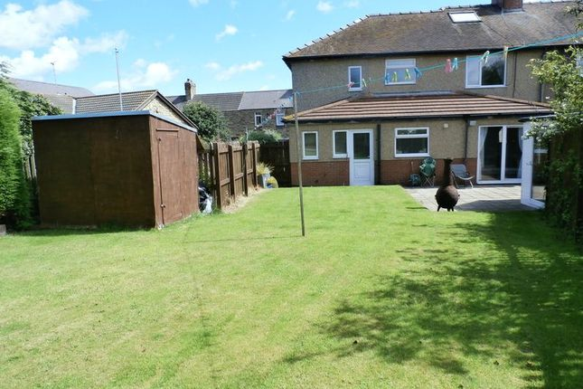 Thumbnail Semi-detached house for sale in Northumbria Terrace, Amble, Morpeth