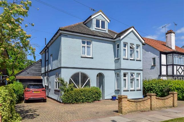 Thumbnail Detached house for sale in Eaton Road, Leigh-On-Sea, Essex