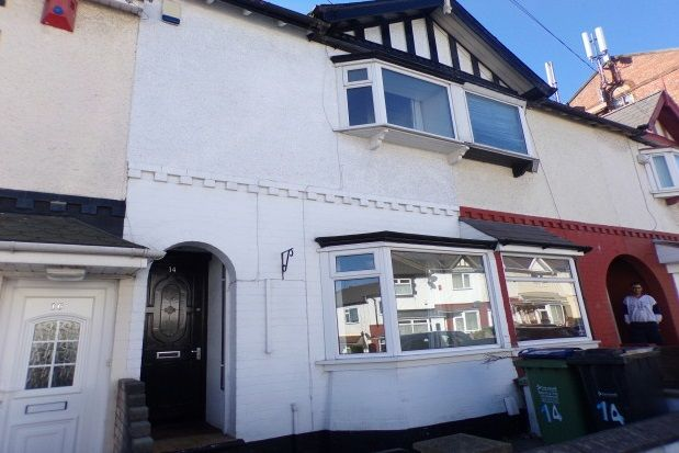 Thumbnail Terraced house to rent in Richmond Road, Bearwood, Smethwick