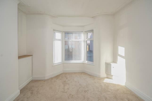Living Room of Dove Road, Liverpool, Merseyside L9