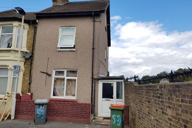 Thumbnail End terrace house for sale in 53 Trevelyan Road, Stratford, London