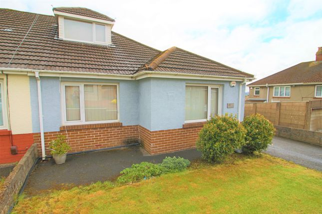 Thumbnail Semi-detached house for sale in Llanllienwen Close, Ynysforgan, Swansea