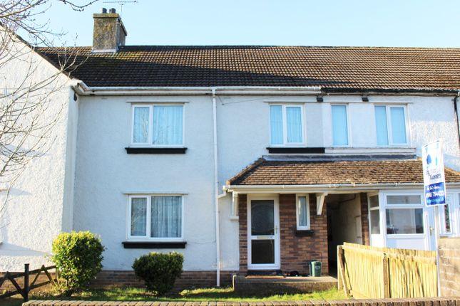 Thumbnail Terraced house for sale in Illtyd Avenue, Llantwit Major