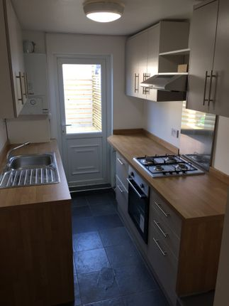 Thumbnail Terraced house to rent in Holbeach Road, London