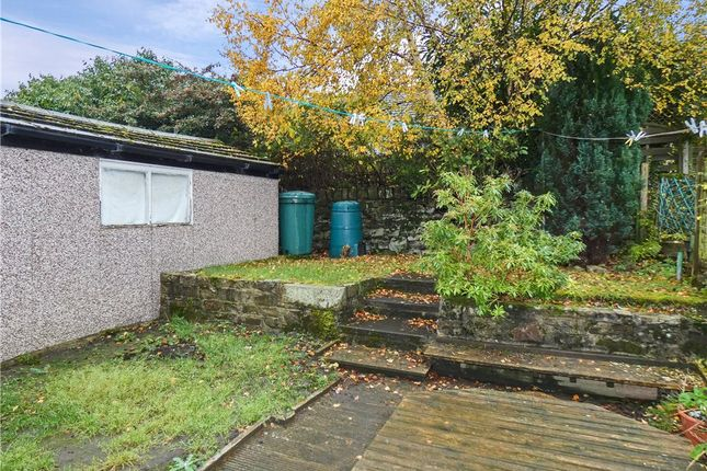 Garden of Woodlands Grove, Bingley, West Yorkshire BD16