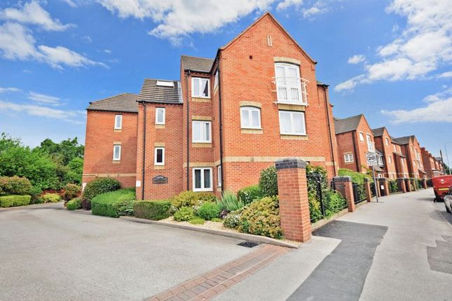 Thumbnail Flat for sale in Giles Court, Nottingham