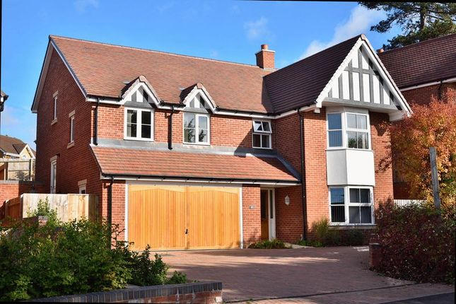 Thumbnail Detached house for sale in Southbank Road, Aylestone Hill, Hereford