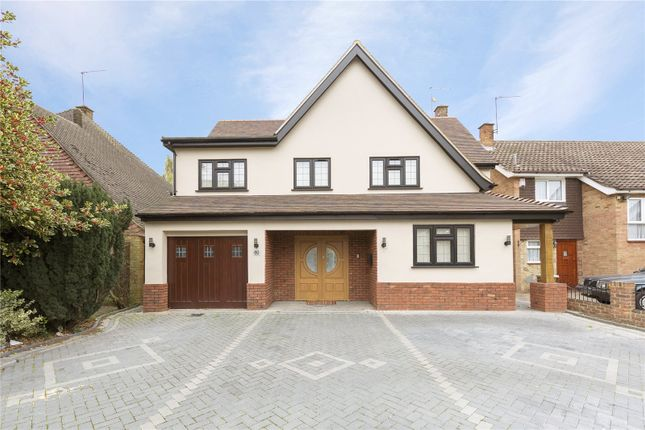 Thumbnail Detached house for sale in Brookside, Emerson Park, Hornchurch