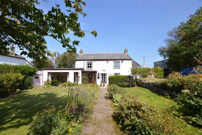 Thumbnail Detached house for sale in Basset Road, Treleigh, Redruth, Cornwall
