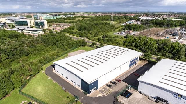 Thumbnail Light industrial to let in Unit 30A New York Way, New York Way, New York Industrial Park, Newcastle Upon Tyne
