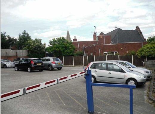 Parking/garage to rent in Church Lane, Mansfield