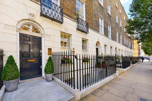 Thumbnail Terraced house to rent in Manchester Street, Marylebone
