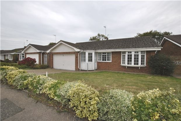 Thumbnail Detached bungalow for sale in Tilgate Drive, Bexhill-On-Sea, East Sussex