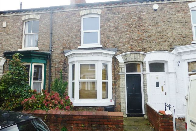 Thumbnail Terraced house to rent in Stanley Street, York