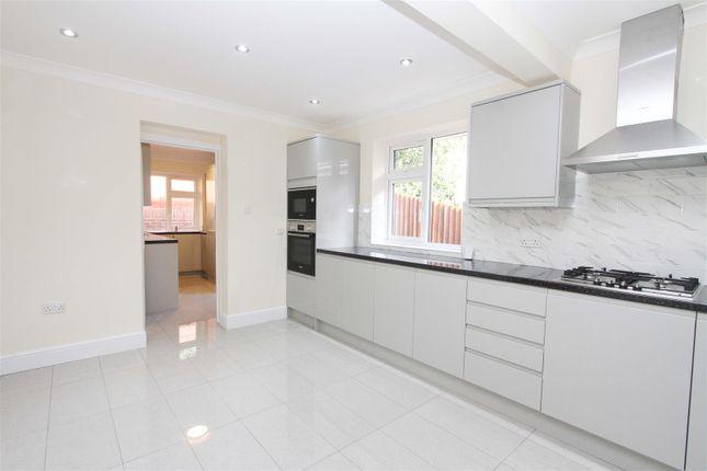 Kitchen of Thornhill Road, Ickenham UB10
