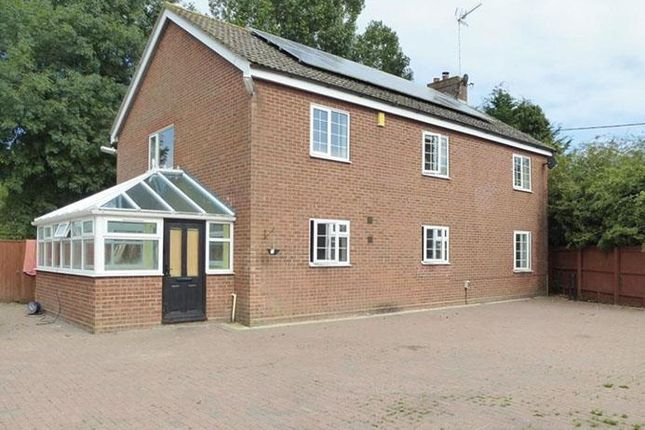 Thumbnail Detached house for sale in Biggs Road, Wisbech