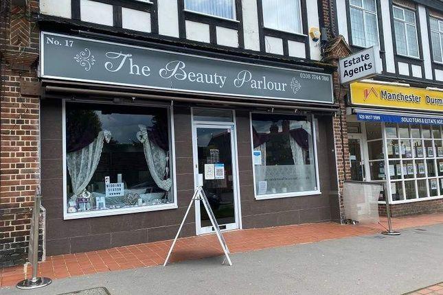 Thumbnail Retail premises for sale in Limpsfield Road, Sanderstead, South Croydon