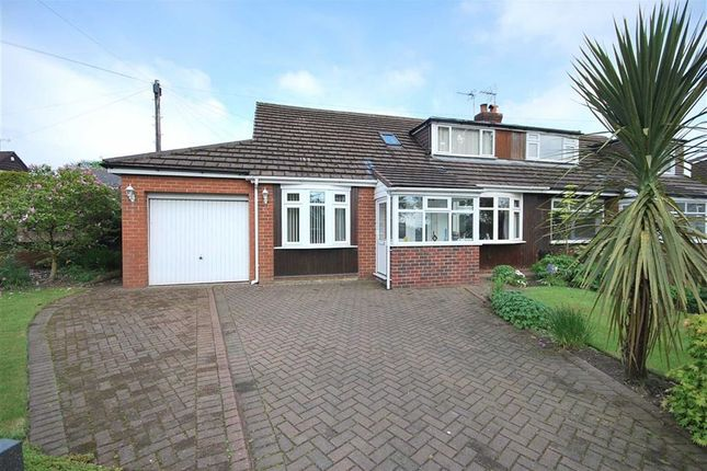 Thumbnail Semi-detached bungalow for sale in Broadway, Walkden, Manchester