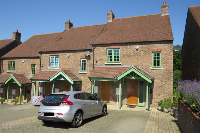 Thumbnail Town house for sale in Cowslip Meadow, Northchurch, Berkhamsted