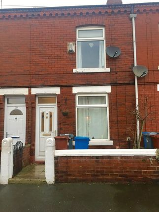 Thumbnail Terraced house for sale in Cranbrook Road, Gorton, Manchester